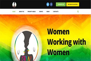 Women Working with Women