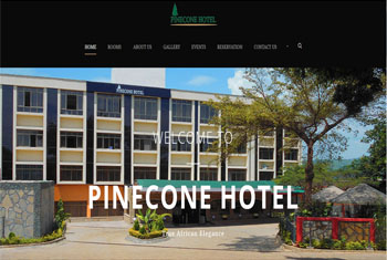 Pinecone Hotel