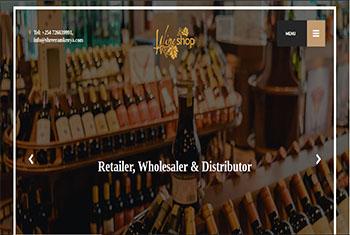 Wine Shop Kisumu